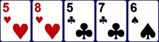 Tricky Situation in Video Poker