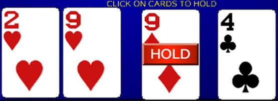 Pick'em Video Poker