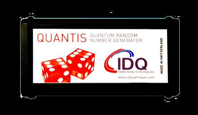 Quantis Random Number Generator
