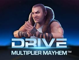 Drive Multiplier Mayhem Slots