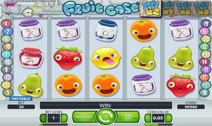 Fruit Slots Kostenlos Spielen