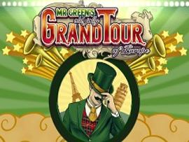 Mr. Green's Grand Tour Slots