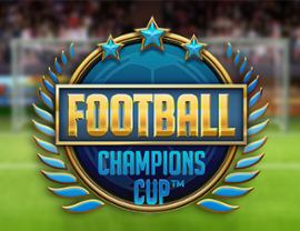 Football: Champions Cup Slot Machine