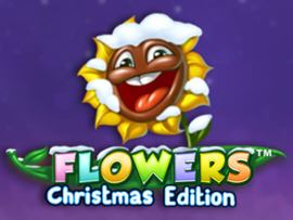 Flowers Christmas Edition Slots