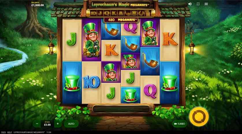 Spielen Sie Leprechauns Magic kostenlos im Demo Mode von Red Tiger Gaming