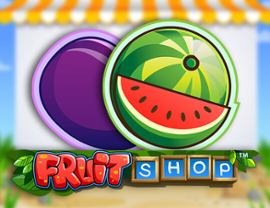 Fruitshop Slots