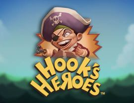 Hook's Heroes Slot Machine