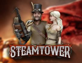 Steam Tower Slot Machine