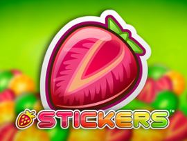 Stickers Slot Machine