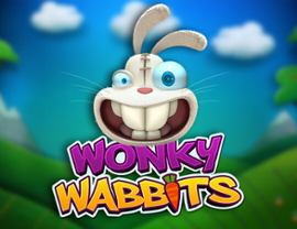 Wonky Wabbits Slots