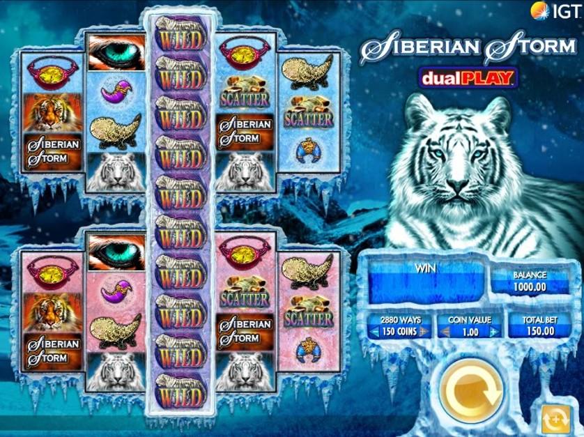 Siberian Storm Dual Play Free Slots.jpg