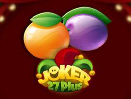 Joker 27 Plus