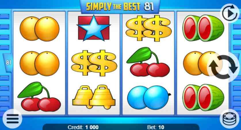 Simply the Best 81 Free Slots.jpg