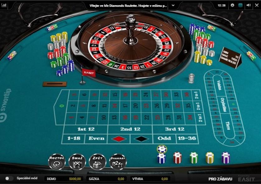 Spiele No-Zero Roulette 2D Advanced - Video Slots Online