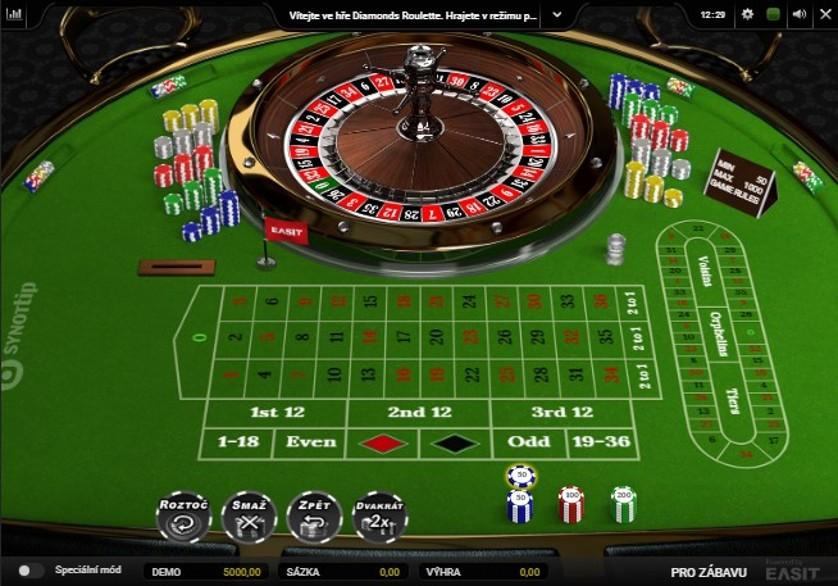 Spiele VIP Roulette Diamonds - Video Slots Online