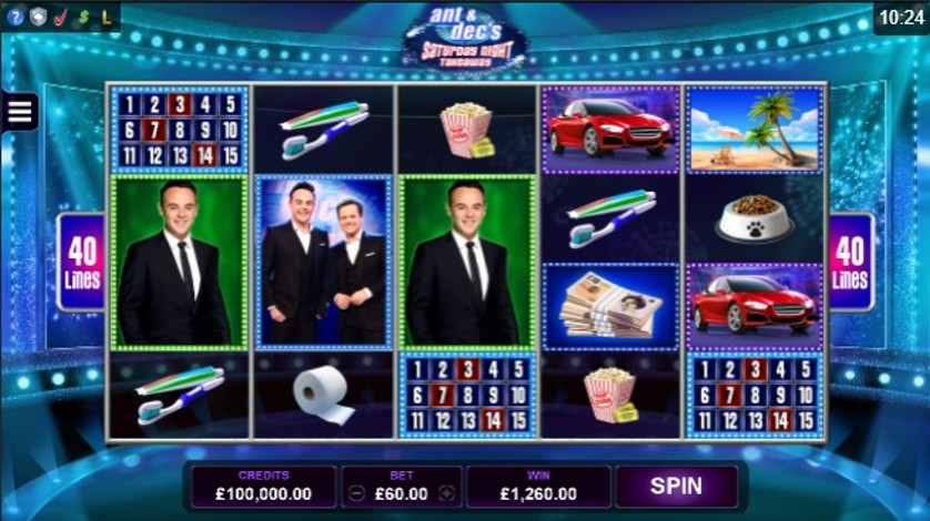 Ant & Dec's Saturday Night Takeaway Free Slots.jpg