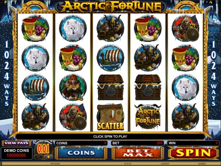 Arctic Fortune Free Slots.jpg