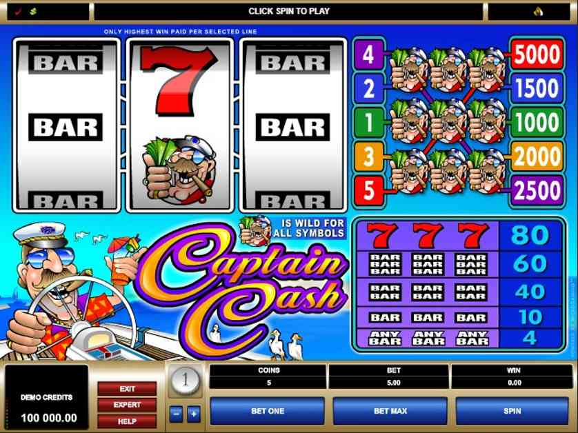 Captain Cash Free Slots.jpg