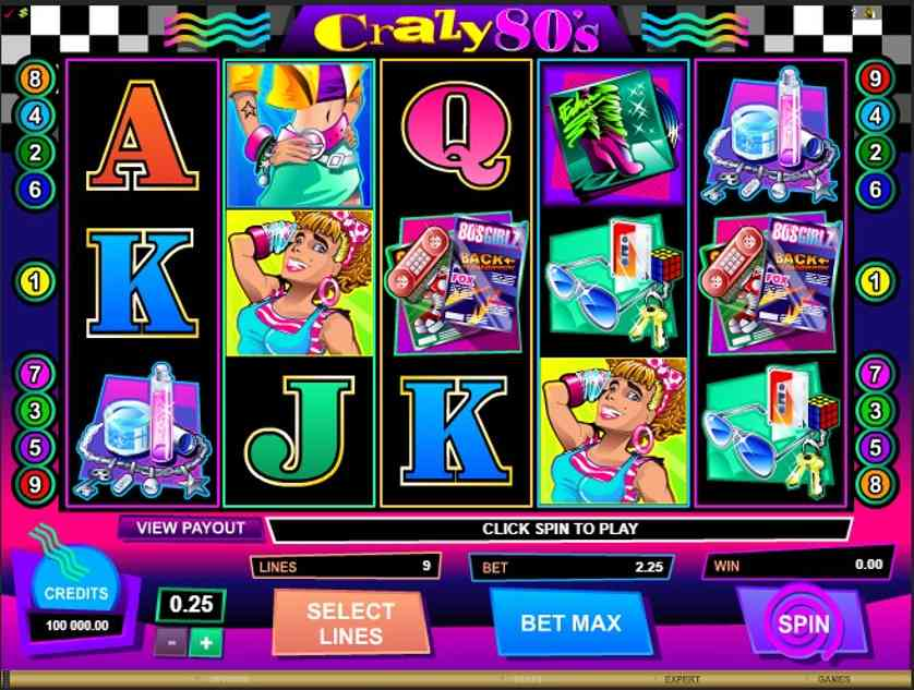 Crazy 80's Free Slots.jpg