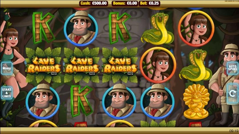 Cave Raiders HD.jpg
