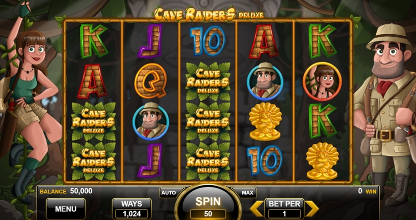 Cave Raider Deluxe.jpg