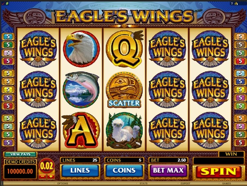 Eagle's Wings Free Slots.jpg