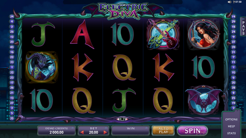 Electric Diva Free Slot.png