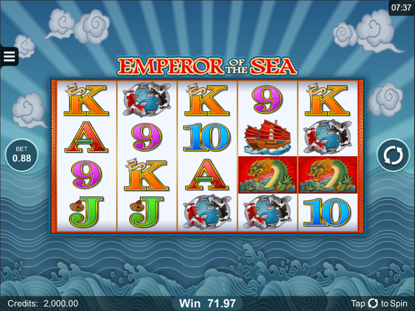 Emperor of the Sea Free Slots.png