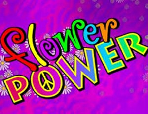 Flower power party:
