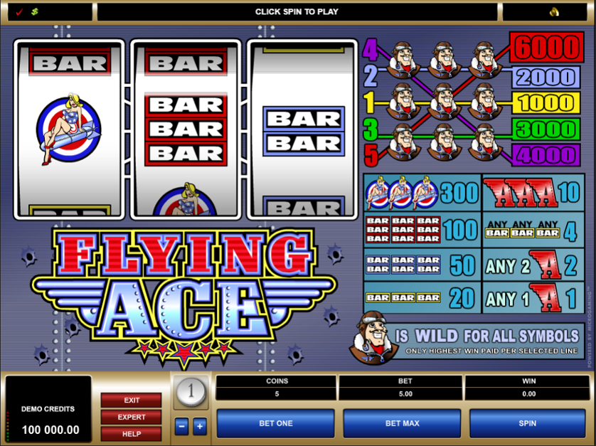Flying Ace Free Slots.png