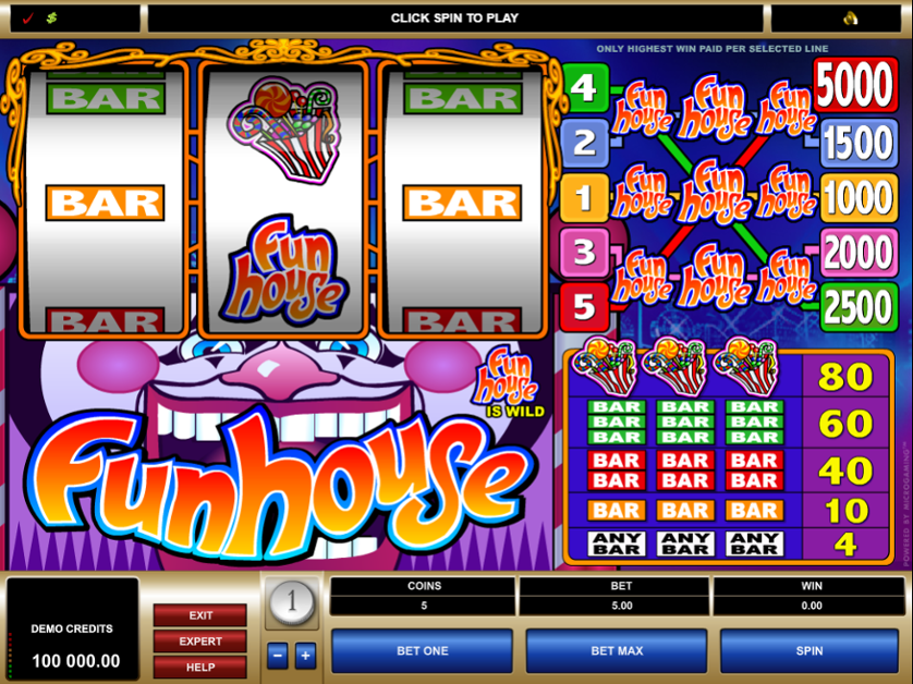 Funshouse Free Slots.png