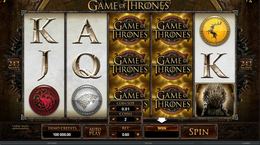 Game of thrones slots casino cheats
