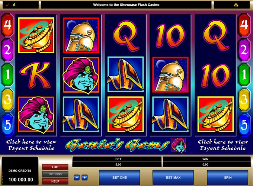 Genie's Gems Free Slots.png