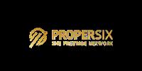 ProperSix Casino Logo