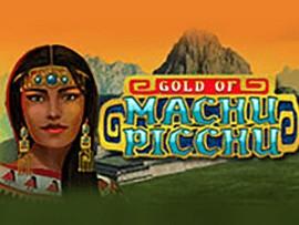 Gold of Machu Picchu