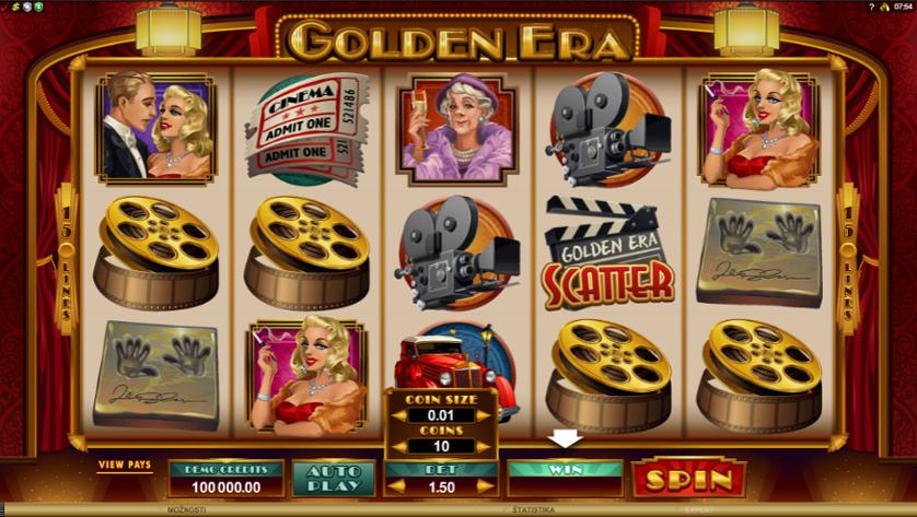 Golden Era Free Slots.png