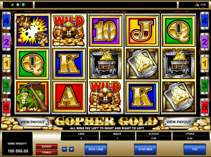 Gopher Gold Free Slots.png
