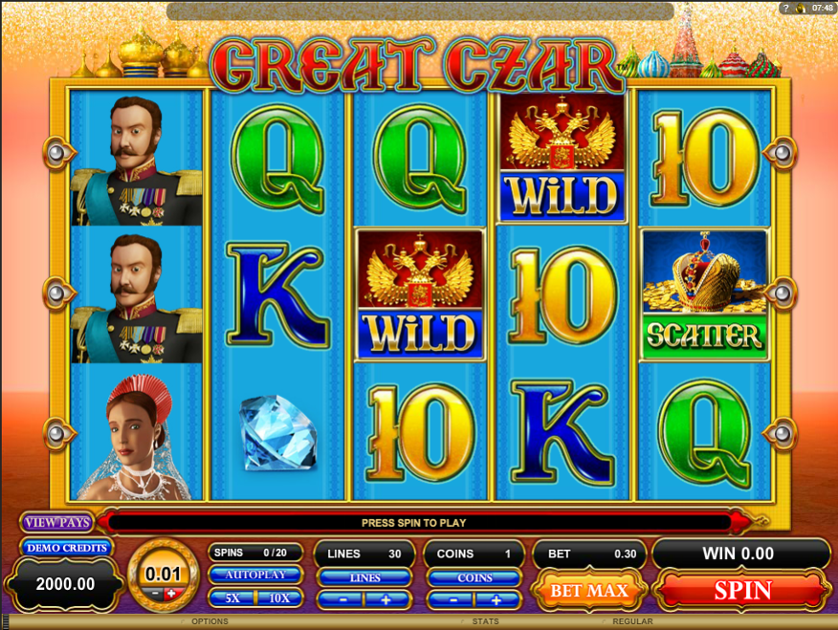 Great Czar Free Slots.png