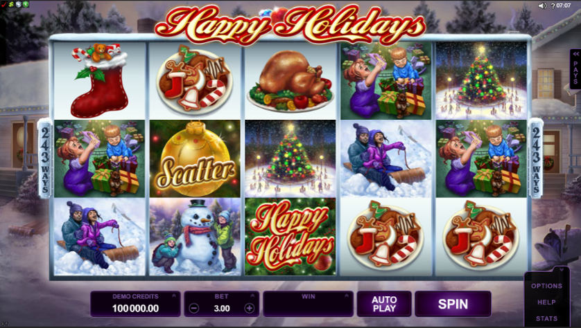 Happy Holidays Free Slots.png