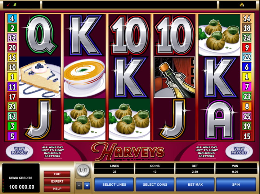 Harveys Free Slots.png