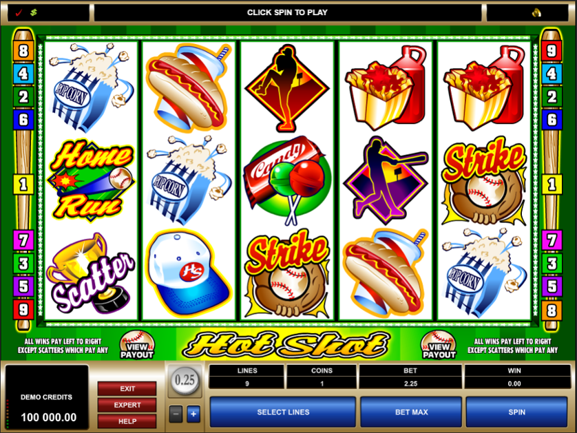 Hot Shot Free Slots.png
