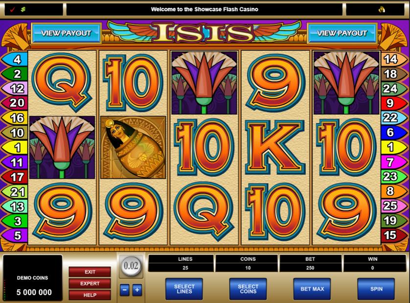 Isis Free Slots.png