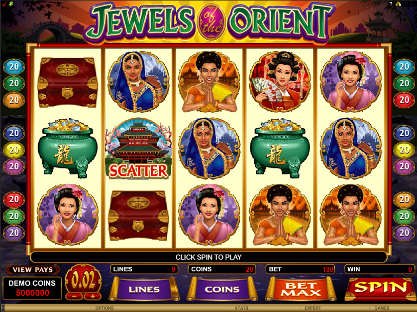 Jewels of the Orient Free Slots.png