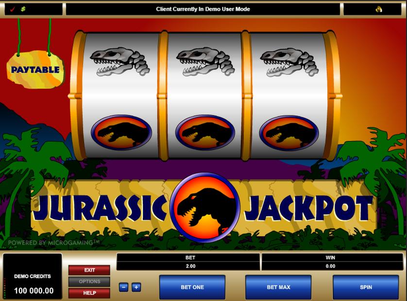 Jurassic Jackpot Free Slots.png