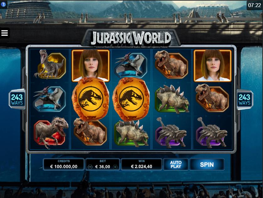 Jurassic World Free Slots.png