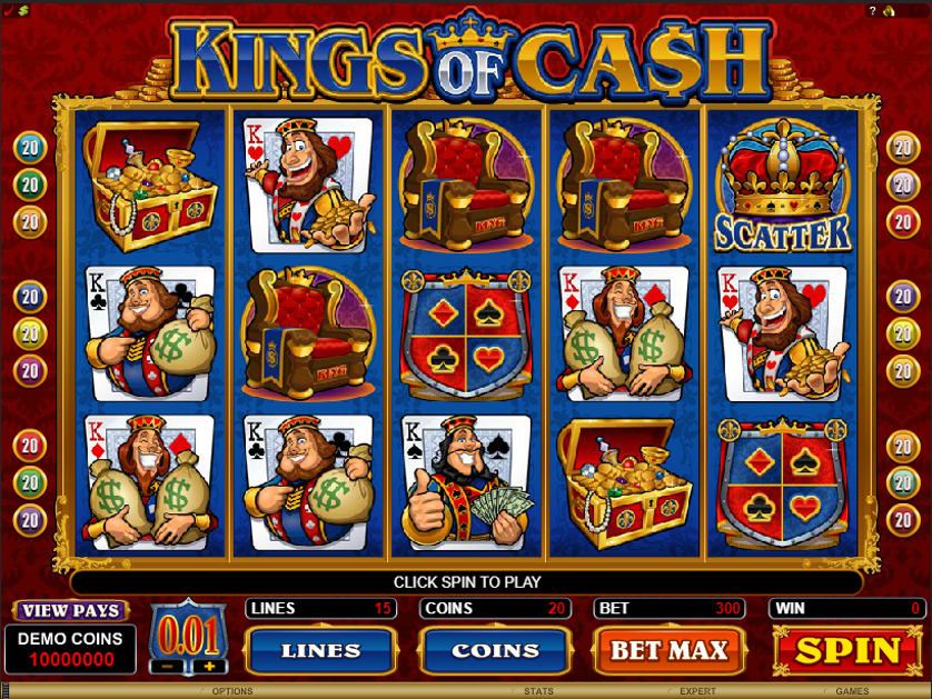 Kings of Cash Free Slots.png