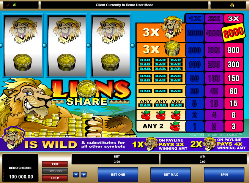 Lions Share Free Slots.png