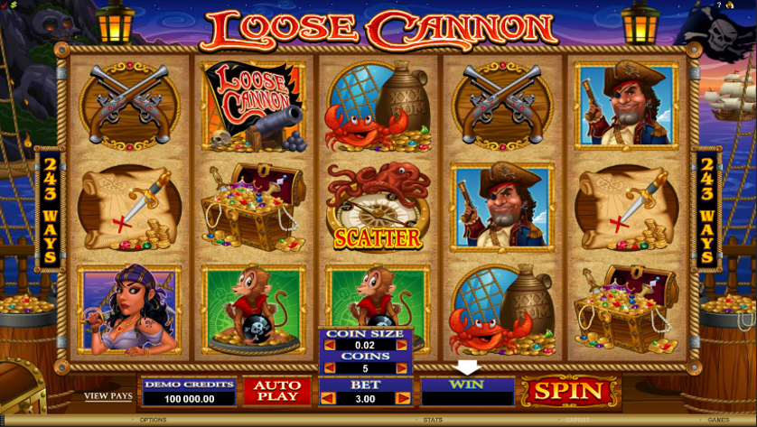 Loose Cannon Free Slots.png
