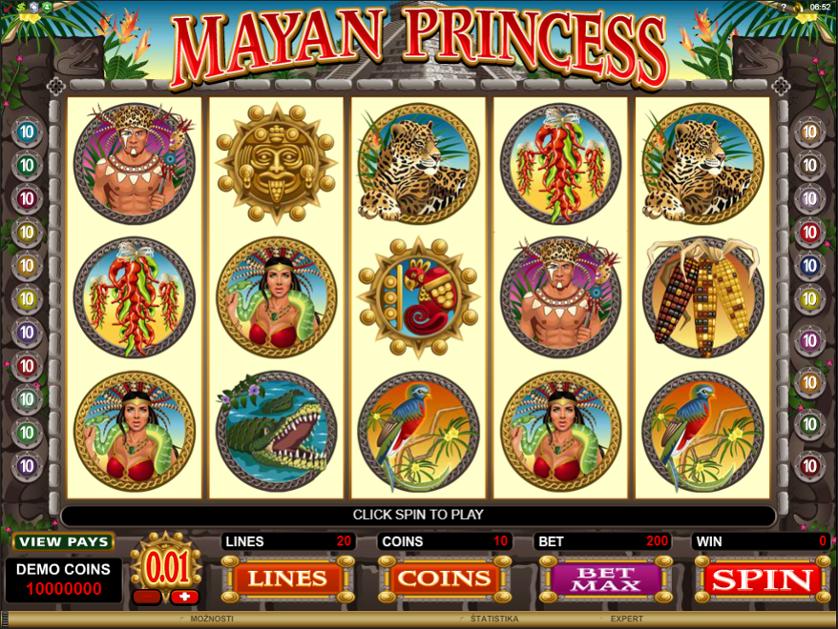 Mayan Princess Free Slots.png