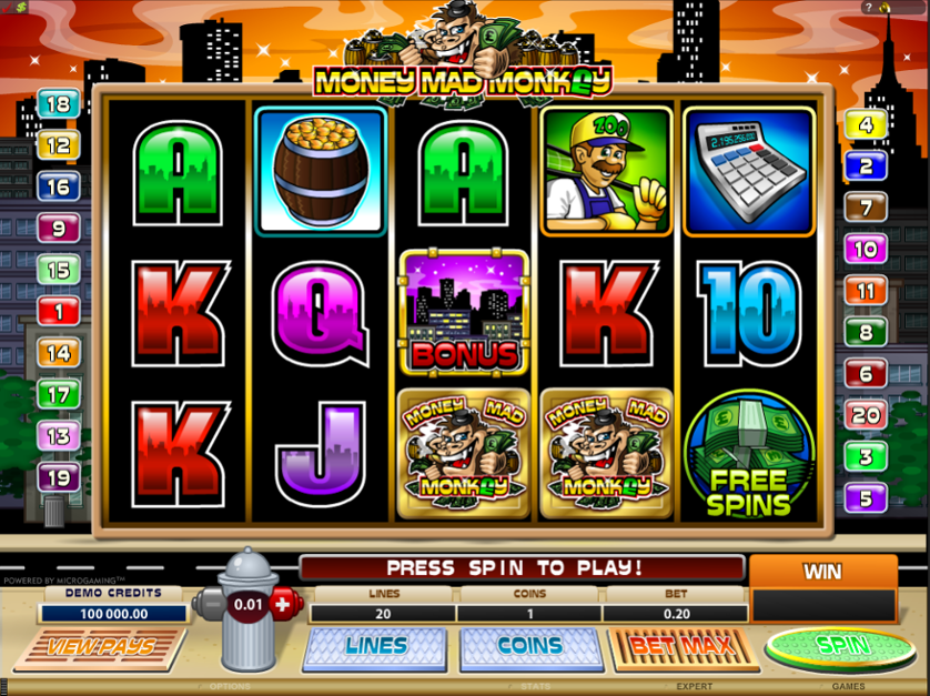 Money Mad Monkey Free Slots.png